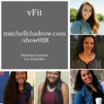 augmented reality virtual reality technology online shopping Listenup Show 029 vfit Mitchell Chadrow podcast